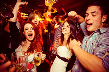 Image For Fewer Teens Getting Lit, New Study Reveals