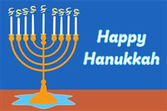 "Tonight is the first night of Hanukkah, the eight-day festival of lights celebrated each winter by Jewish families. During Hanukkah, menorahs are lit, latkes are fried, dreidels are spun and chocolate coins are eaten. If you're celebrating Hanukkah this year, take some time to apply to these eight Jewish scholarships – one for each night! You'll give yourself a chance to win a ""present"" of free financial aid for college."