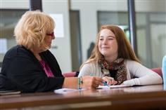 The first week in February is known as National School Counseling Week. School counselors are an invaluable resource during your high school education and beyond. School counselors can help students discover colleges, find scholarships and offer advice on all parts of the college admissions process. They want to set you up for success in your career as a college student.