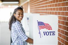 Research indicates that college students are expected to vote in record numbers in today's midterm election, in stark contrast to the nation's lowest youth turnout and voter registration in 2014. While forty percent of 18- to 29-year-olds say they will definitely vote in the midterm elections, doesn't mean they'll actually cast a ballot on Election Day. Here are a few of the issues in higher education on which voters will have a say: