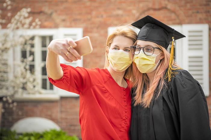 Graduation Ceremonies 2020: Quarantine-Style - Scholarship ...