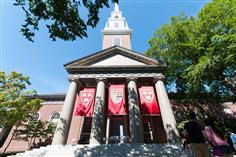 Harvard revoked more admissions offers - this time involving 10 students who participated in a Facebook group called Harvard memes for horny bourgeois teens. Jokes about abusing children and the Holocaust and insulting comments about different racial and ethnic groups were found in the group, according to Inside Higher Ed. 