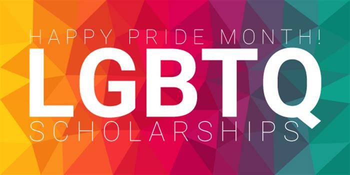 LGBTQ Scholarships for Pride Month