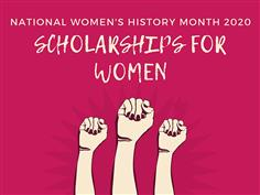 March is Women's History Month, dedicated to celebrating women's contributions to culture, society and American history since 1987. Each year, the National Women's History Alliance selects and publishes a yearly theme; the 2020 Women's History Month theme is Valiant Women of the Vote. The theme honors the brave women who fought to win suffrage rights for women, and for the women who continue to fight for the voting rights of others. In recognition of these stellar past achievements and the opportunities they brought - as well as the current and future contributions by our nation's women - Scholarships.com organized a list of college scholarships for women for Women's History Month. For a more extensive list of scholarships for women, click here.
