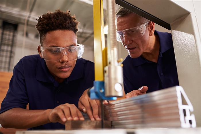 POTUS Donald Trump is pushing for apprenticeship programs and intends to support the initiative with an apprenticeship grant program of up to $200 million, with special emphasis on industries such as information technology,  healthcare, and manufacturing. The college alternative initiative hopes to attract and prepare students for great careers that do not require a four-year degree or the massive debt that often comes with those four-year degrees and even two-year degrees.